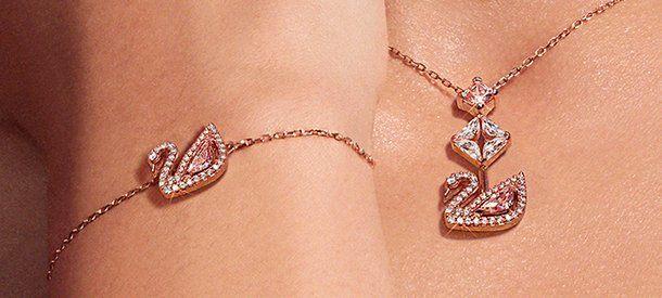 ss19 iconic visual bracelet dazzling swan pf gl tf l ld