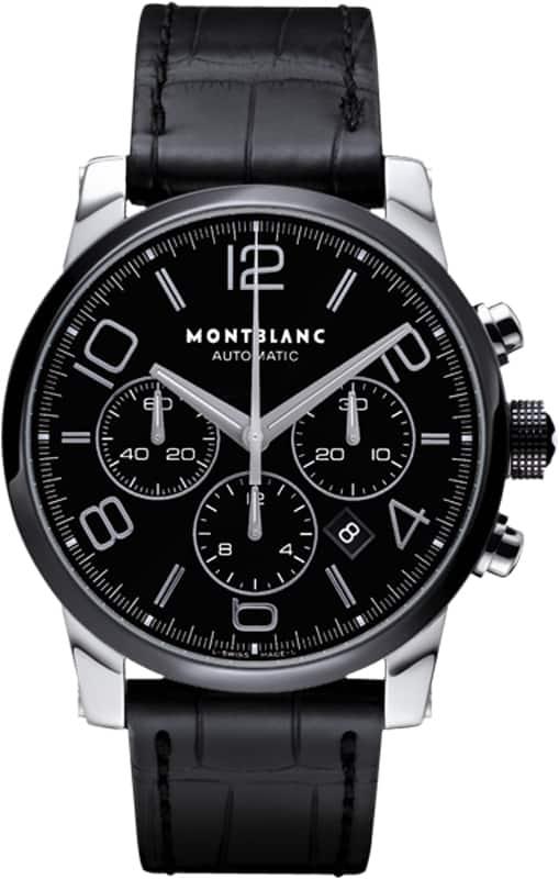 montblanc timewalker chronograph 102365 52