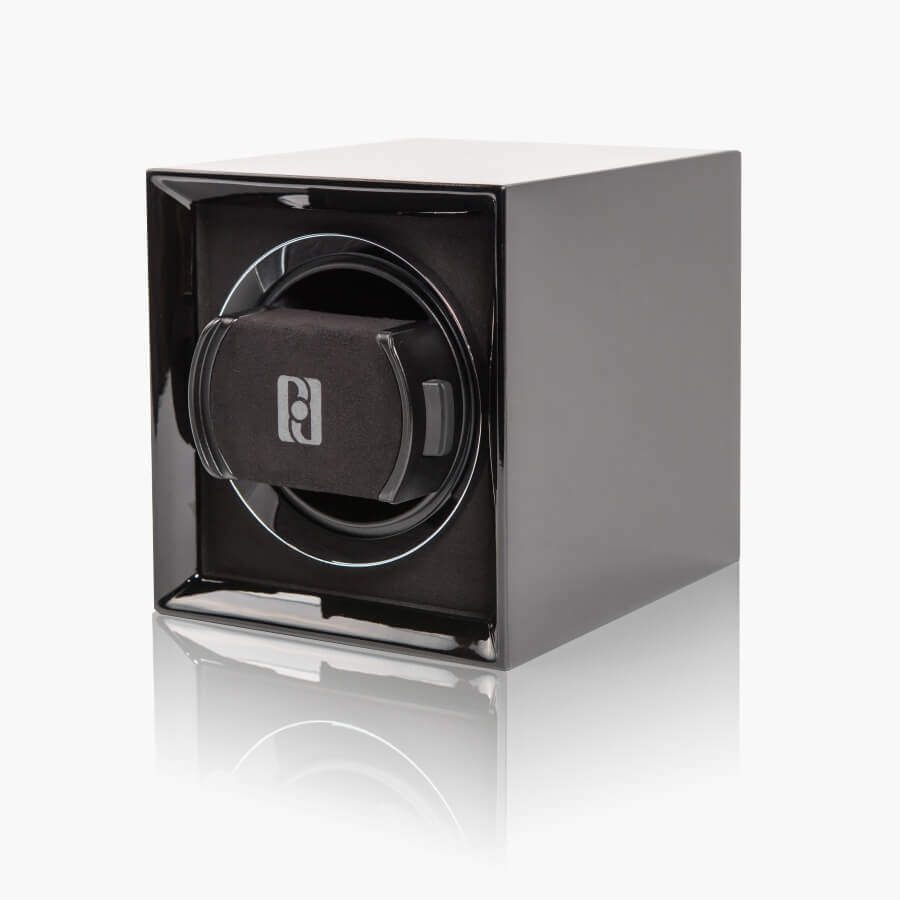 uhrenbeweger uhrenbeweger paul design cube black 01